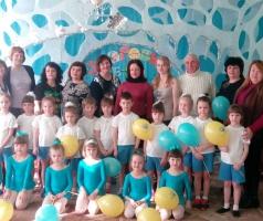 Волонтеры БФ Александра Романовского побывали на спортивном празднике в «Журавушке»