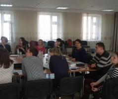 Волонтеры БФ Александра Романовского посетили тренинг по юридическим вопросам