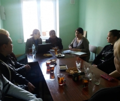 На базе Торецкого филиала БФАР проведены фокус-группа для разных социальных групп