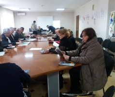 Волонтеры Торецкого филиала БФАР приглашены на презентацию книги об угольной отрасли Донбасса