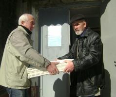 БФ Александра Романовского помог Рубежанскому музею