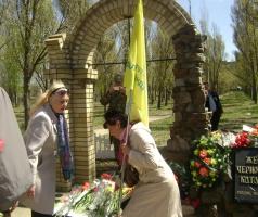 В Рубежном почтили память жертв Чернобыльской катастрофы