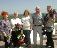 Александр Романовский помог организовать экскурсию на Привольнянский плацдарм