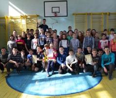 В Рубежном соревновались юные туристы