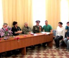 В Благотворительном фонде Александра Романовского провели праздник для ветеранов