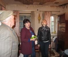 Ольга Шкурко посетила Торецк