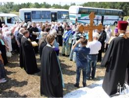 В Северодонецке молились за мир на Луганщине