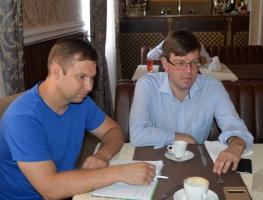 Посол Литовской Республики посетил Луганскую область