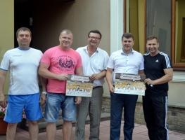 Восстановление спортивного потенциала на Луганщине – наша общая задача